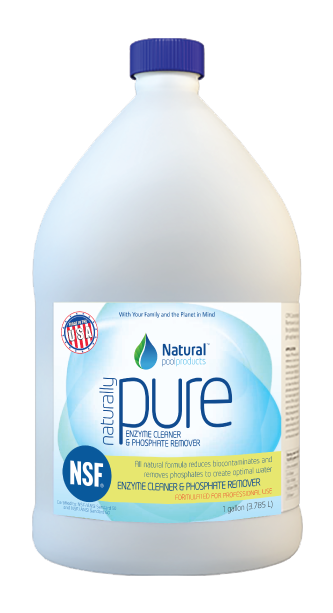 Natural Blue Phosphate Remover Data