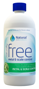naturally free, scale and metal sequest, pool sequest
